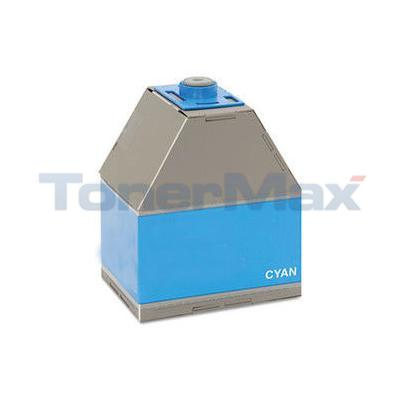 GESTETNER DSC445 TONER CYAN